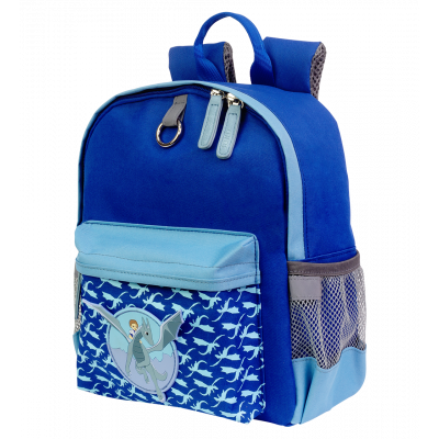 Kids' Backpack- Planete Ecole - Le Voyage Fantastique Dragon
