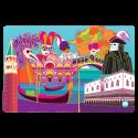 Tovaglietta americana - Set my city Roma