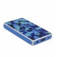Portable battery 5000mAh - Get The Power 2 Blue Flower