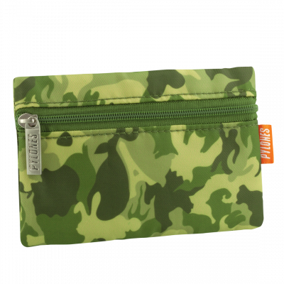 Geldbörse - Mini Purse - Camouflage Green