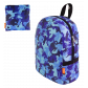 Zaino ripiegabile - Pocket Bag Blue fish