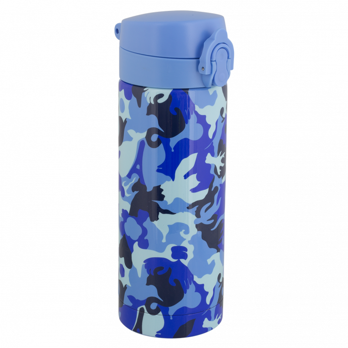 Tasse Isotherme - Keep Cool Click Camouflage Blue