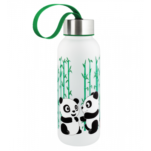 Borraccia bambini - Happyglou small - Panda