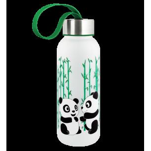 Trinkflasche 42 cl - Happyglou small Kinder - Panda