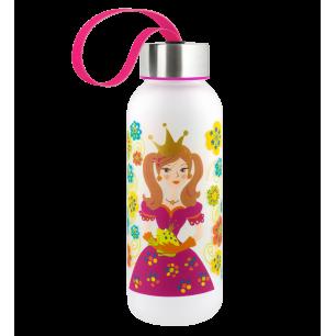 Flask 42 cl - Happyglou small Kids - Princesse