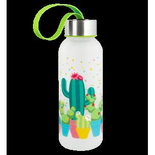 Gourde 42 cl - Happyglou small Enfants - Cactus