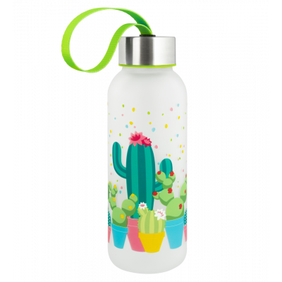 Trinkflasche - Happyglou small - Cactus