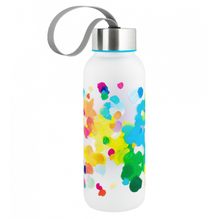 Trinkflasche - Happyglou small Palette