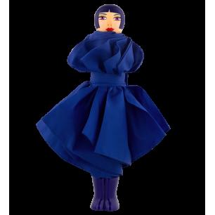 Taschenschirm - Rain Parade - Blau 2
