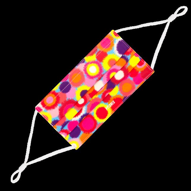 Mascherina in tessuto - Hidden Smile Pompon