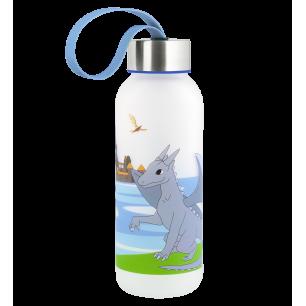 Trinkflasche 42 cl - Happyglou small Kinder - Le Voyage Fantastique Dragon