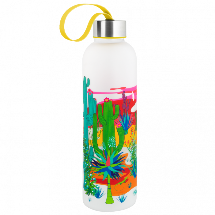 Trinkflasche - Happyglou Large Cactus
