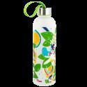 Flask - Happyglou Large Coquelicots