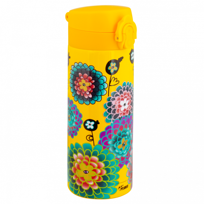 Thermal cup 30 cl - Keep Cool Click Dahlia