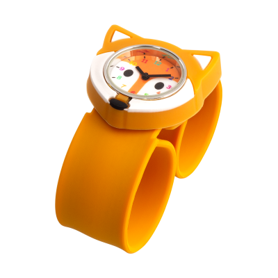 Orologio bambini - Funny Time - Volpe