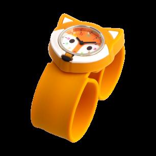 Slap-Uhr - Funny Time - Fuchs