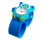 Slap watch - Funny Time Dragon Rouge