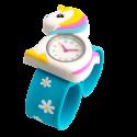 Slap watch - Funny Time Snowman