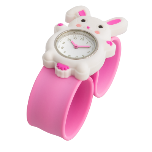 Orologio bambini - Funny Time - Coniglio