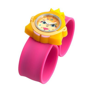 Orologio bambini - Funny Time - Principessa
