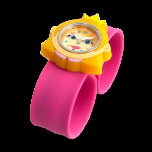 Slap-Uhr - Funny Time - Prinzessin