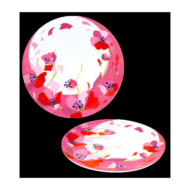 Happy End - Assiette Sakura