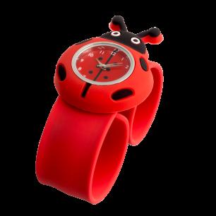 Orologio bambini - Funny Time - Coccinella
