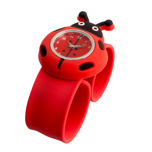 Slap watch - Funny Time - Ladybird
