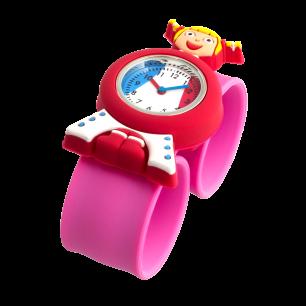 Slap-Uhr - Funny Time - Tower Girl