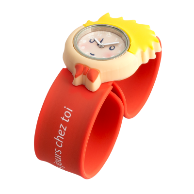 Slap watch - Funny Time - Le Petit Prince Red