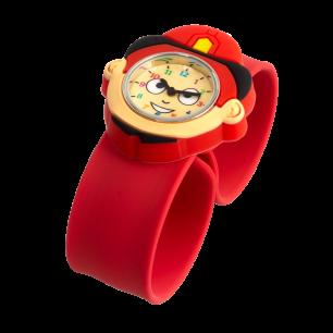 Orologio bambini - Funny Time - Pompiere