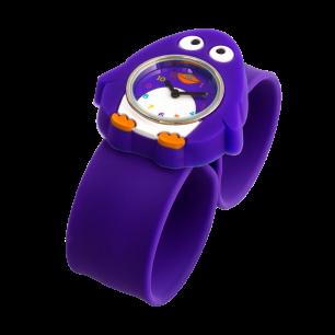 Montre slap - Funny Time - Pingouin