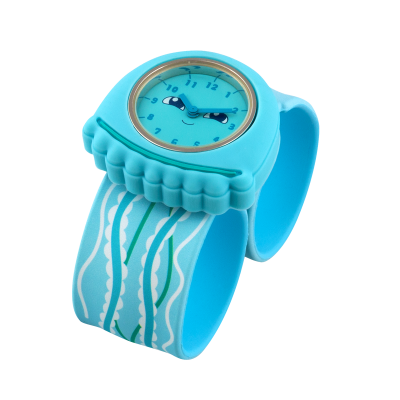 Montre slap - Funny Time - Jelly Fish