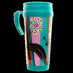 Kaffeebecher 35 cl - Starmug - Orchid