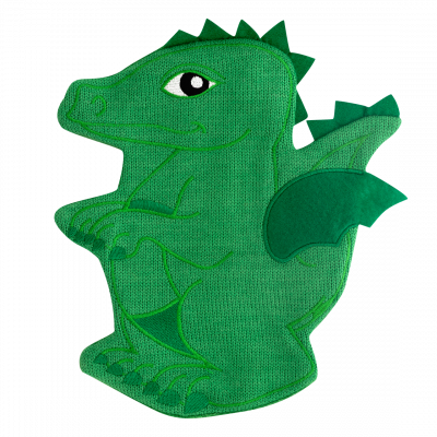 Hot water bottle - Hotly - Dragon Vert