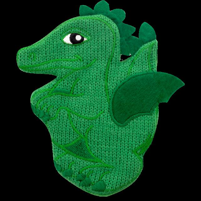 Taschenwärmer - Warmly Dragon Vert