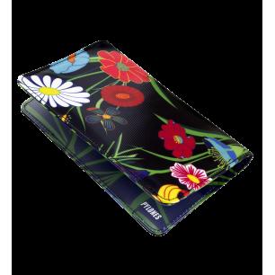 Chequebook holder - Voyage - Ikebana