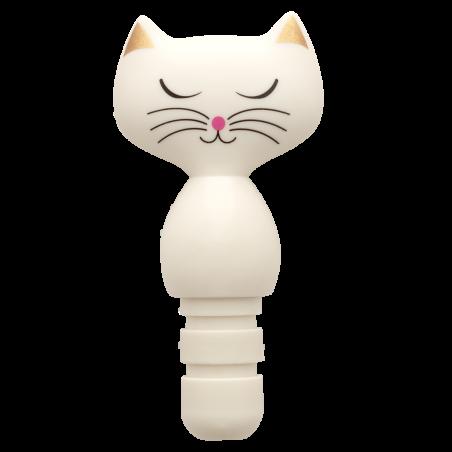 Bouchon de bouteille - Bouchat White Cat