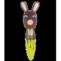 Pen - The Raving Rabbids Carrot
