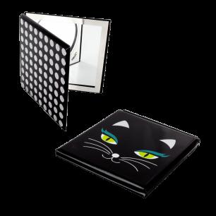 Taschenspiegel - Mimi - Black Cat