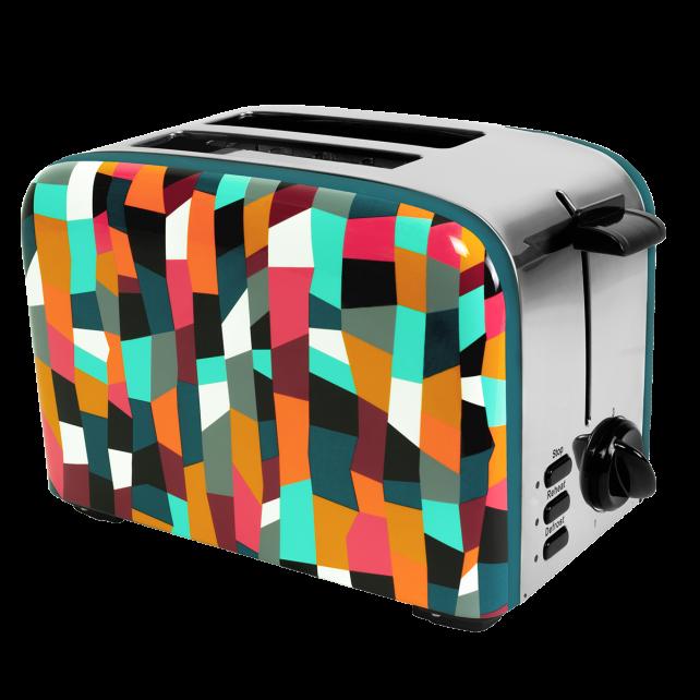 Toaster - Toast'in 2 Accordeon