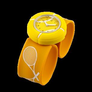Slap-Uhr - Funny Time - Tennis