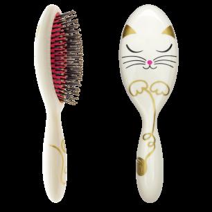 Grande brosse à cheveux - Ladypop Large - White Cat