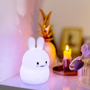 Veilleuse - Bunny Light - Blanc