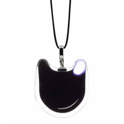 Necklace - Cat Medium Milk