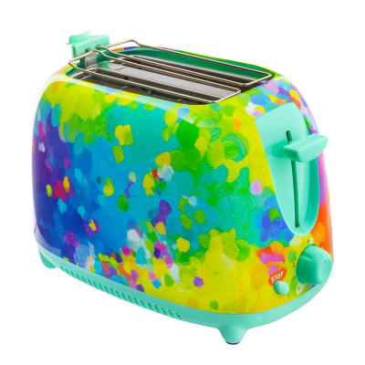 Toaster with European plug - Tart'in - Palette