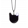 Necklace - Cat nano milk Black