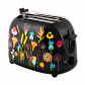 Toaster with European plug - Tart'in Accordeon