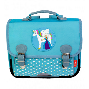 Cartella scuola - Planete Ecole - Le Voyage Fantastique Princesse