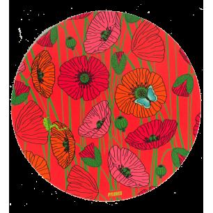 Tapis de souris - Tapiron - Coquelicots